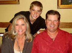 dr hallum and family