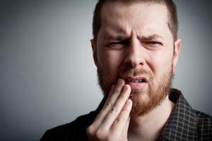 mouth ache